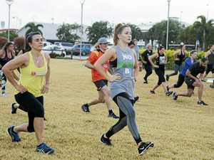 GALLERY: Dozens put to test in Mackay Harbour bootcamp