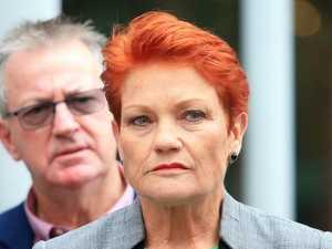 Hanson may waver on company tax again