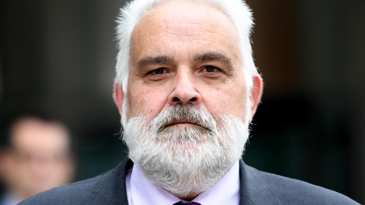 Lead ombudsman of the Financial Ombudsman Service Philip Field told the royal commission mistakes had been made. Picture: AAP Image/Tracey Nearmy