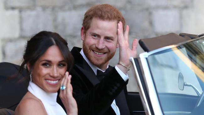 Royal wedding: Meghan's poem had guests 'in tears'