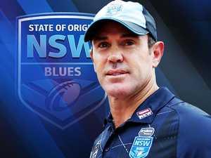 NSW Blues announce Origin I team