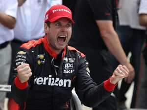 Will Power becomes the first Australian to win Indy 500