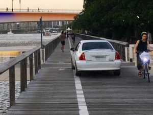 Boardwalk driver banned after drive she can't remember