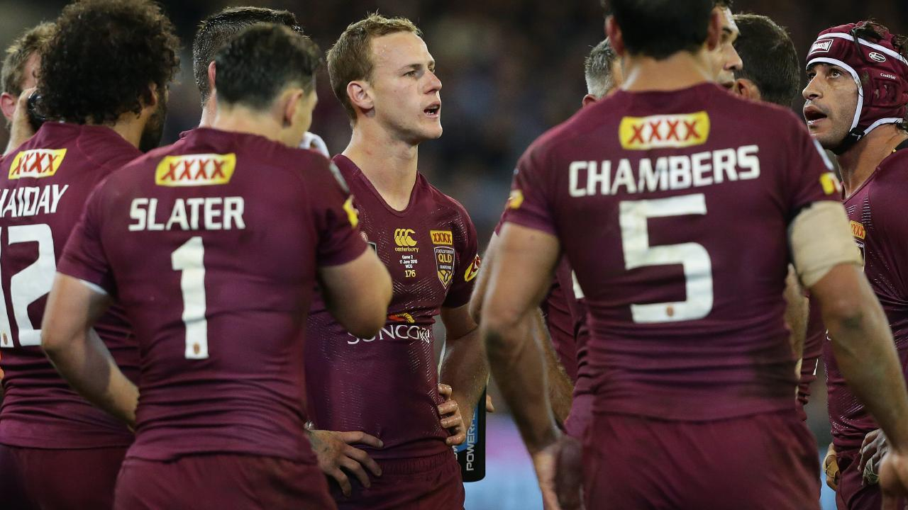 Daly Cherry-Evans never quite made his mark on the Origin arena.