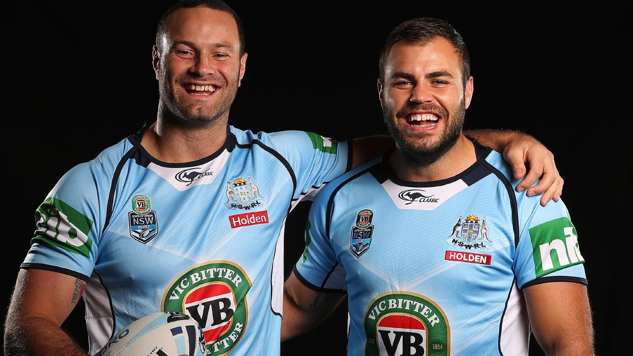 Boyd Cordner will be picked in the NSW side but Wade Graham has been left out.