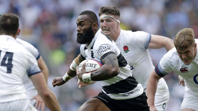Semi Radradra is expected to provide plenty of highlights.
