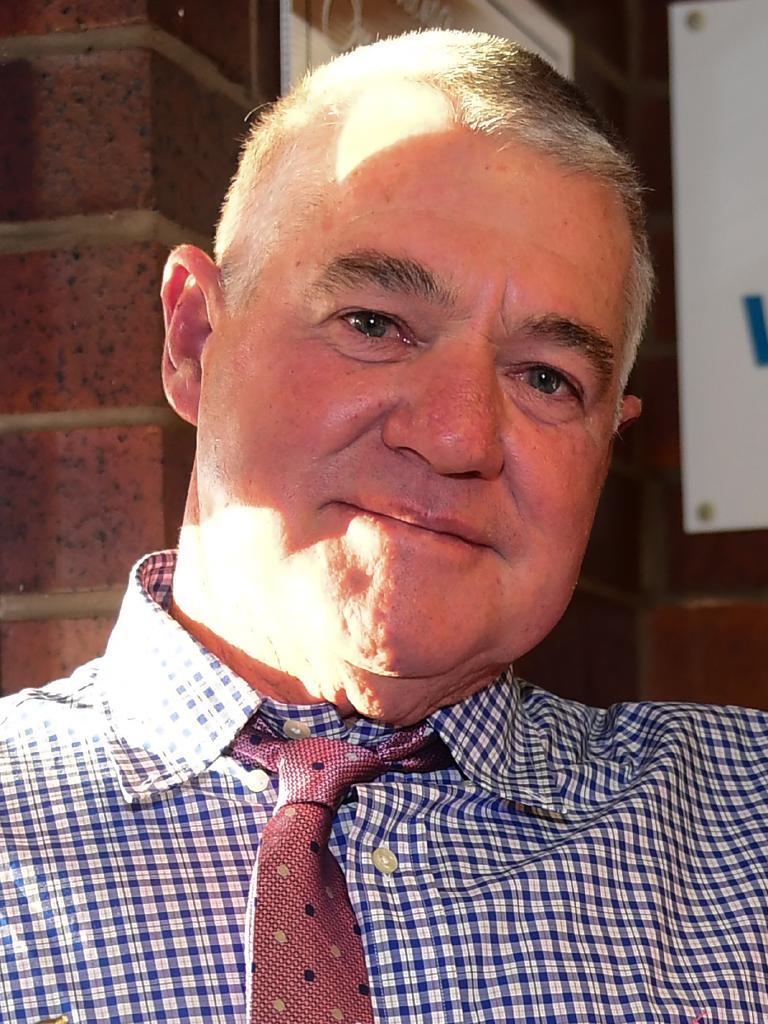 Mark Currie.