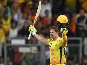 Watson blasts 'special' century to guide Chennai to IPL title