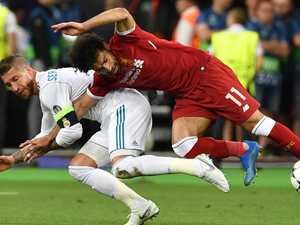 Ramos sued for $1.5 billion over Salah challenge