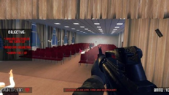 Valve facing backlash over school shooting game on Steam