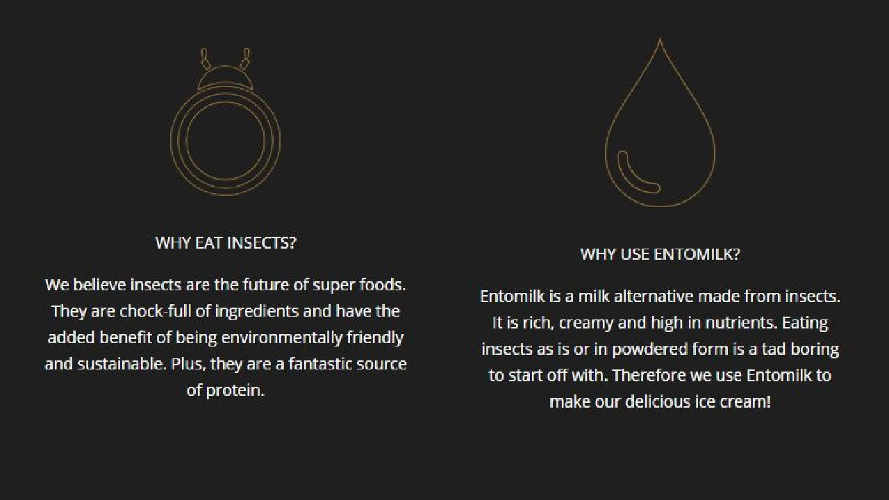 Would you be willing to try insect-based milk?