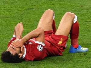 'I'm a fighter': Salah's World Cup promise