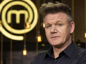 What happened to Gordon Ramsay's hair?