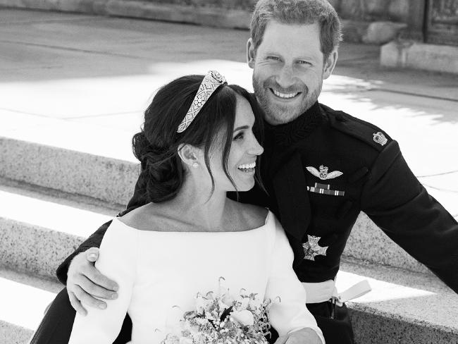 Harry and Meghan Markle's wedding was one of the most heavily guarded events in history.
