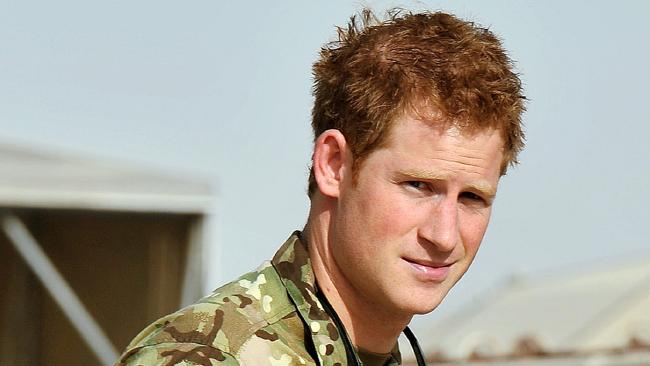 words prince harry may live to regret morning bulletin words prince harry may live to regret