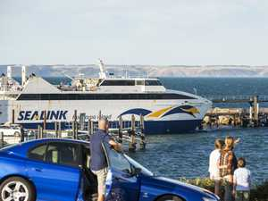 Grey nomad: Hop onboard for free ride to Kangaroo Island