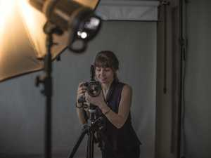Shedding light on career in photography