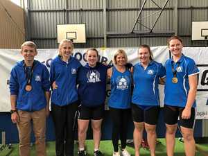 Saints weightlifters show strength