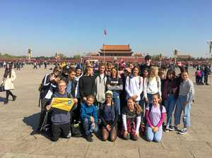 Sunshine Beach students bridge cultural divide with China