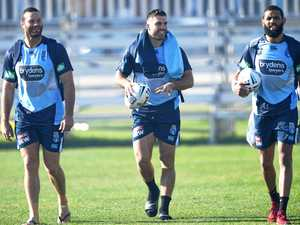 Blues skipper gives Origin debutants reality check