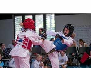 Karate kids shine at junior championships