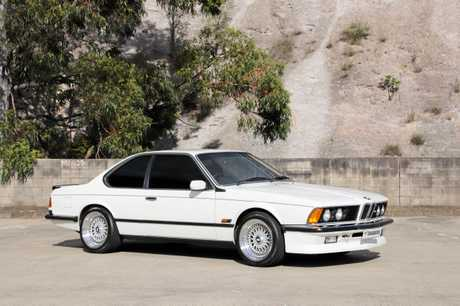 This stunning low-kilometre 1986 M635 CSi sold for $100,000 at Shannons Sydney Late Autumn Classic Auction on Sunday, May 27.