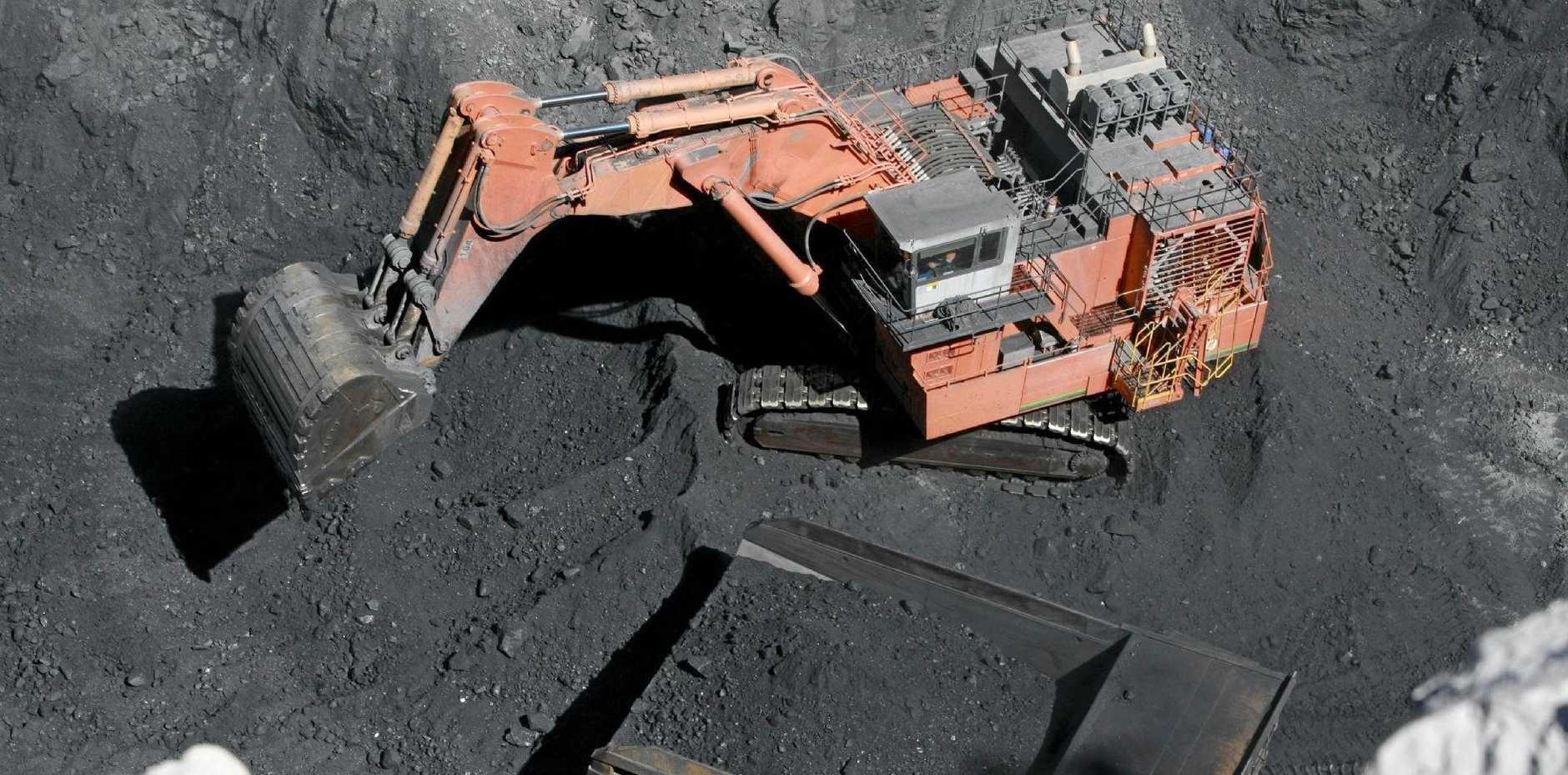 Eagle Downs coal mine near Moranbah could re-open soon.