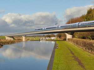 Richard Branson's 1000kmh fast train plan