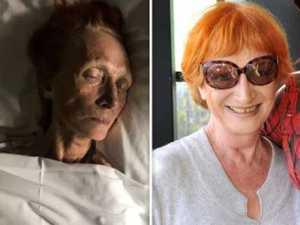 Son shares sad final photo of Cornelia Frances