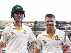 It's official: Warner, Bancroft to play in Darwin