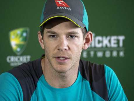 Tim Paine strongly denied any wrongdoing.