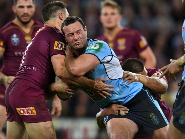 Boyd Cordner will bounce back to form for NSW.