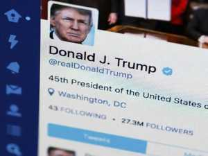 Trump blasted for 'tone deaf' tweet on day of mourning