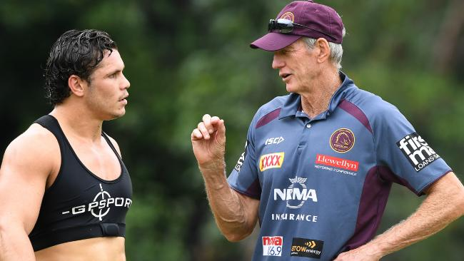 Wayne Bennett's influence has been hugely significant. (AAP Image/Dave Hunt)