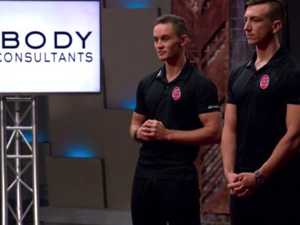 Gym brothers get Shark Tank slapdown