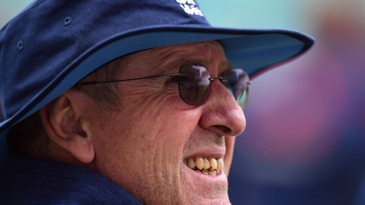 Trevor Bayliss said after the first Test that his position as coach would be under threat if England failed to bounce back..