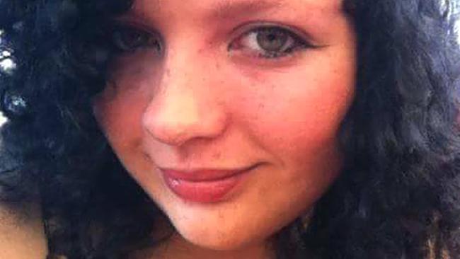 Murder victim Jayde Kendall.