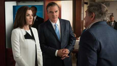 Julianna Margulies starred in The Good Wife which ended in 2016.