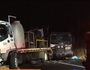 Coast man killed in horror highway truck crash