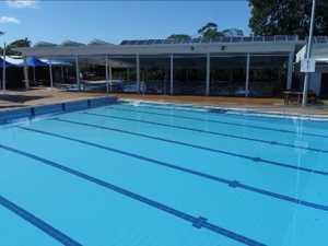 Alstonville Pool set to open