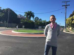 Rare roundabout for Maryborough