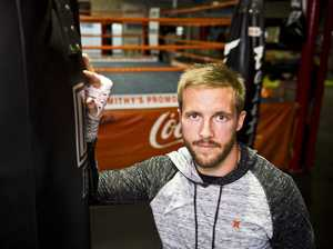 Kris George ready for UK fights