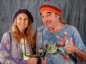 Couple show how Nimbin took on Woodstock