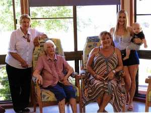 'Taroomite' enjoying life aged 104