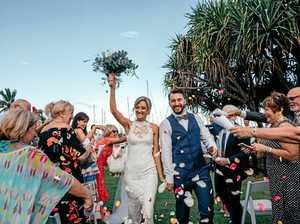 Scenic Mooloolaba shines for couple