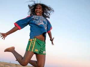 Indigenous rapper Baker Boy is leaping into our hearts