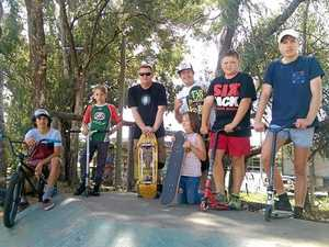 Skate park contractor jumps on board