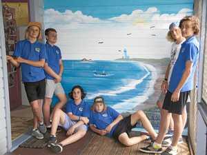 Youth Service landmark