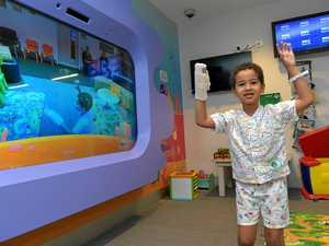 New technology brings joy to Coast's littlest patients