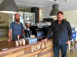 Man swaps mine life to own popular Bargara cafe